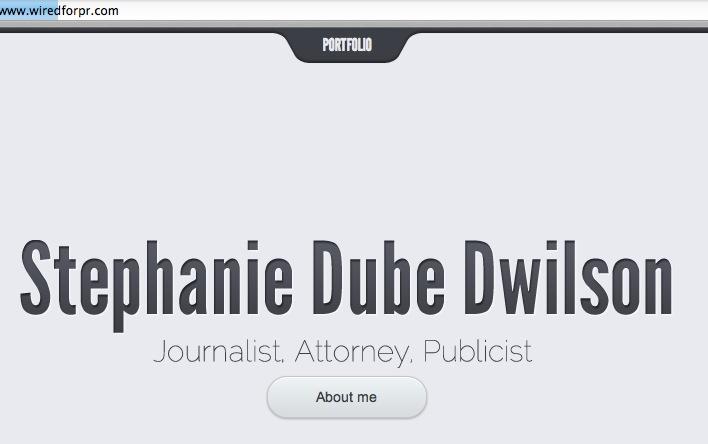 Stephanie Dwilson 1