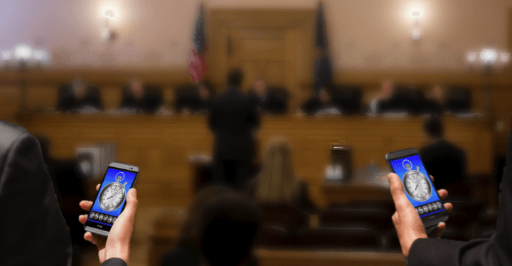 6 Excellent Timekeeping Apps for Lawyers [Updated]