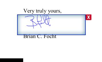 esign signature