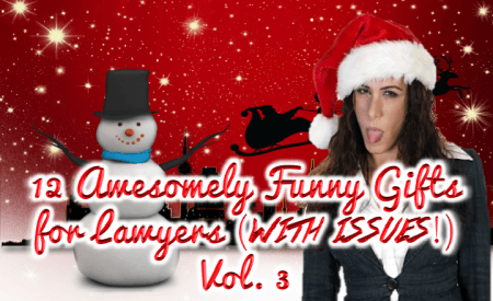 funny gifts for lawyers
