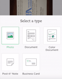 How to use evernote to make business cards useful again wait while evernote converts the business card into a contact this takes seconds while it does that evernote also checks to see if the person is on colourmoves